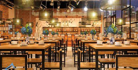 thiết kế nhà hàng tại Hải Phòng